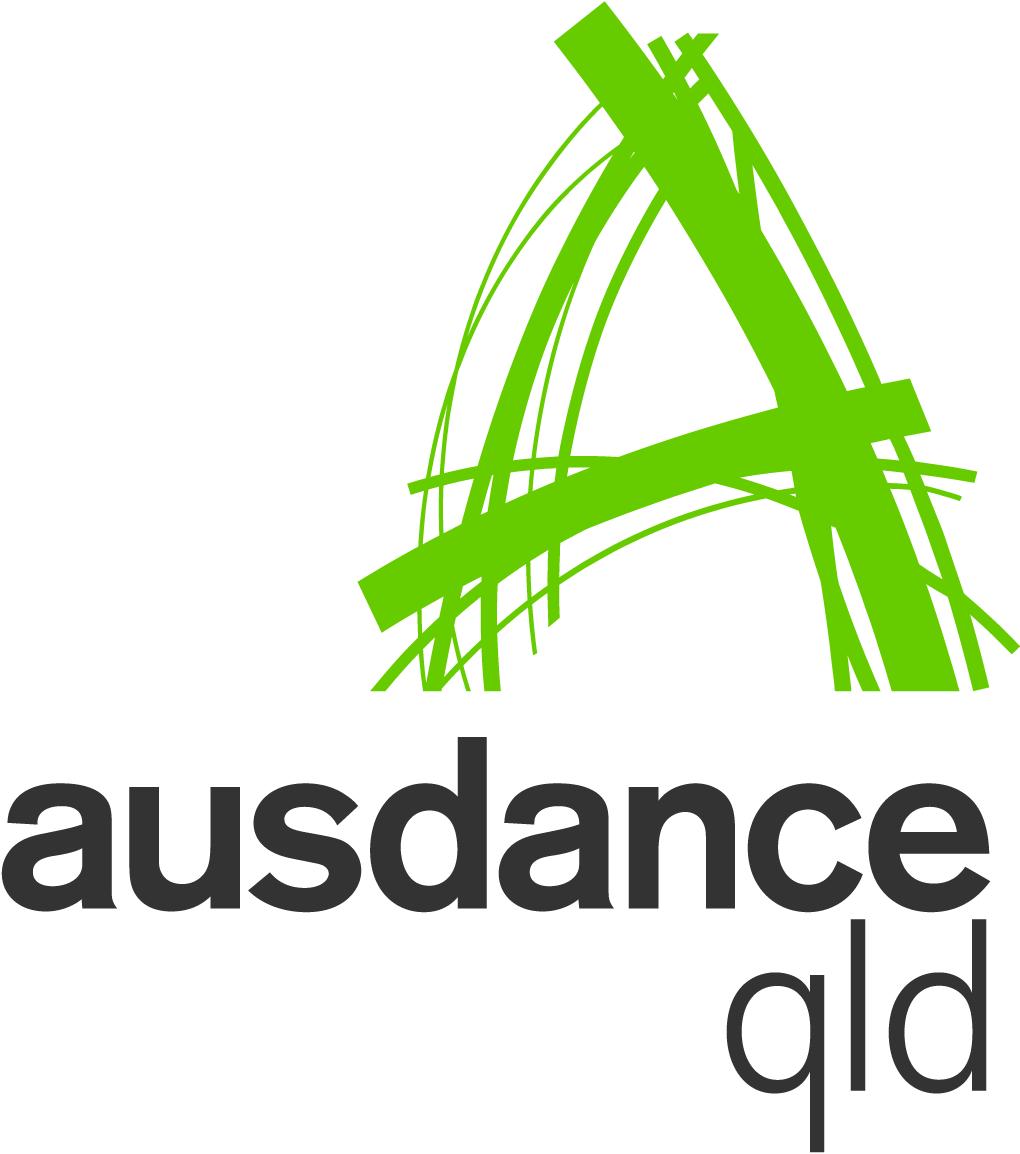 Ausdance Qld Logo